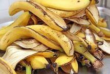 les bienfaits des peaux de  banane