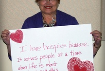 I Heart Hospice / by The Elizabeth Hospice