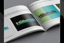 News & Entertainment Branding / Client Spotlight - HillsPolk.com
