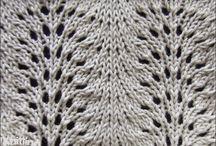 Stitch patterns
