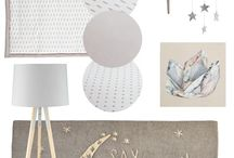Baby Nursery + Child Rooms / Some lovely nursery, child's room and playroom ideas we adore.