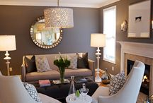 Home Decor/Painting Ideas / by Kim Figg-Hoblyn
