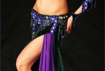 Bellydance Costume Inspiration / Design inspirations for bellydance costumes / by Shari Murnane