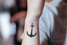 Anchor love. your gonna be mine