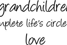 I ❤ My Grandkids / All About Them... / by Cecile Ruiz