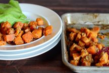 Sweet potato recipies