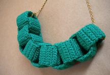 crochet crafts / by Laura Krack-Collier