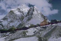 Welt der Berge
