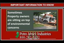 New Jersey Real Estate / Northern New Jersey Real Estate, Fuel Tanks and Environmental Services