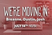 We're Moving In: Breanne, Dustin, Josh / Check out FYI TV's new show, We're Moving In, Tuesdays at 10/9c for everything home-inspiration! http://www.fyi.tv/shows/were-moving-in / by FYI TV