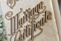Typography / by Jeff Carroll