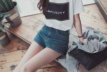 Simple comfy moda