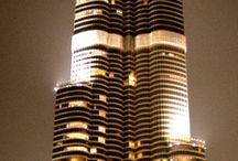 nice skyscrapers