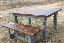 gamle bord