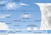 Meteorologia / Meteorologia: è la scienza che studia i processi fisici che avvengono nell'atmosfera terrestre, in modo particolare nel suo strato inferiore e cioè la troposfera.Con l'ausilio dei modelli fisico-matematici e, monitorando i parametri atmosferici fondamentali quali temperatura, umidità, pressione, vento e radiazione solare, il meteorologo è in grado di elaborare delle previsioni su scale temporali e spaziali variabili.