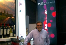 We were at / Events organized by Wines of Argentina and fairs we have participated in around the world.