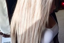 Hair colour ideas / Highlights and lowlights to get the perfect blonde x