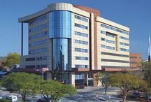 Local Office Buildings / Office buildings designed and built in South Africa