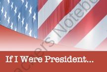 Presidents / by Nancy Lindsay