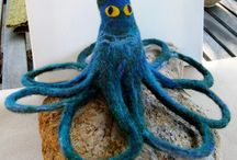 An Octopus of a Thing / For my favorite animal
