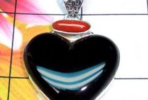 Heart Shape pendants / Heart Shape Pendants  New Collection  2015 Wholesale Silver and Gemstone Pendants manufacturer and Exporter from Jaipur India. Handmade jewelry with natural semi precious Gemstones. By www.shauryainternational.com