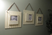 Love these pictures and frames! / by Angella Marmet