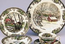 Currier and Ives Christmas / American Life 1834–1907, 19th century / by ::::::Beth Sumerlin O'Briant::::::