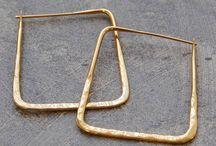 hoop earrings ideas