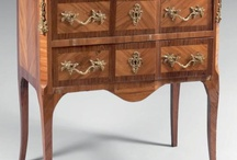 mobilier Transition 1750-1775