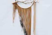 dreamcatchers,wallhangings and lanterns