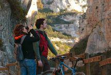 Tienes que hacerlo... en Navarra / ¿Cuántas actividades de turismo, ocio y deporte se pueden hacer en Navarra? ¡Muchas! Más de las que imaginas. Te invitamos a descubrirlas.