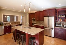 DC Home Addition / DC Home Addition for Film Maker made Dream Kitchen Remodel possible