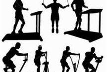 I Work Out!!! / by TJ Whitecotton