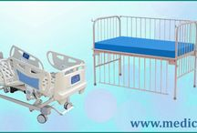 Modern Hospital Tables / Deluxe Scientific Surgico Pvt Ltd popularly known as DESCO India is leading manufacturer of Hospital Tables and other hospital furniture with modern equipments.