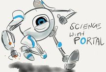 Divide & Conquer: STEM / STEM---science, technology, entering, math--YEAH! / by Matt Sutton