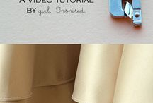 sewing foots - how to