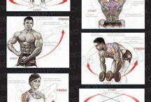 Cvičení na ramena