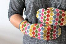Mitts & Wrist Warmers