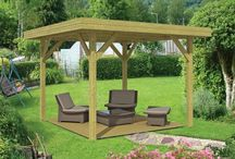 Terrasoverkappingen / Met een terrasoverkapping geniet u het hele jaar van uw tuin.