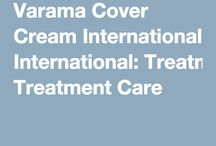 Treatment Care / A range of treatment care products to compliment your cover creams http://www.varamainternational.com/store/c7/Treatment_Care.html