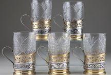 Bicchieri nd argento