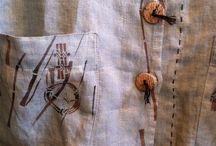 интересные украшения на одежде