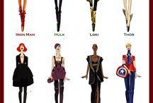 Moda, roupas, vestidos.