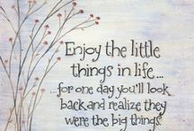 Favorite sayings and quotes / by Jessica Mroz