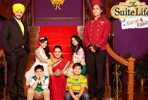 Suit life of Karan and Kabir
