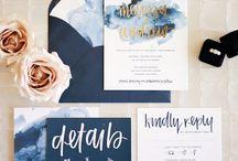 ślub - poligrafia