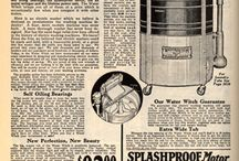 Old Appliance Advertisements