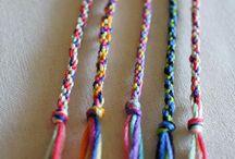 Craft-friendship bracelets / by Kara Jones
