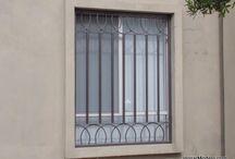 Κάγκελο σε παράθυρο