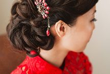 Chinese Wedding Banquet / Bits and bobs of what we want to wear for our Chinese Banquet